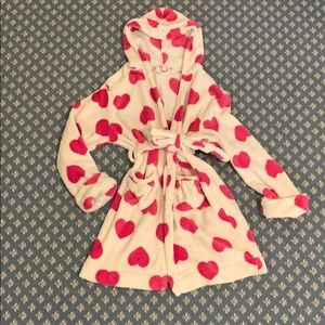 Gap kids girls fleece robe
